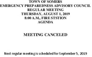 Icon of 20190801 EPAC Meeting Canceled