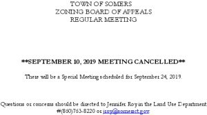 Icon of 20190910 ZBA Meeting Cancelled