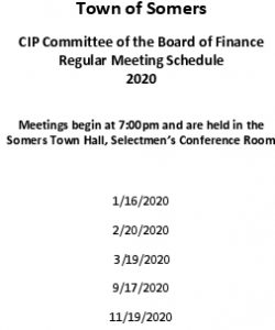 Icon of 2020 CIP Mtg Schedule