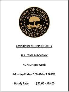 Icon of Mechanic Job Description