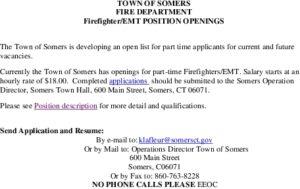 Icon of FF EMT Job Summary 2020