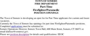 Icon of FF Paramedic Job Summary 2020
