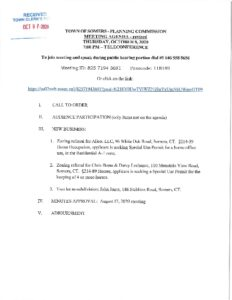 Icon of 20201008 Planning Commission Agenda - Revised