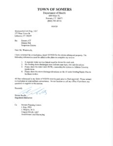Icon of App 739 - 23 Eleanor Road - Sanitarian Letter 10