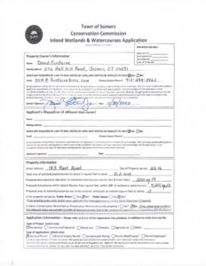 Icon of App 741 - 183 Root Road Driveway Wetland Permit Application