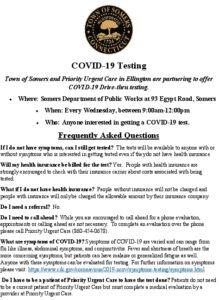 Icon of COVID FAQ