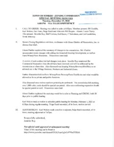 Icon of 20201215 Zoning Commission SPECIAL Meeting Minutes