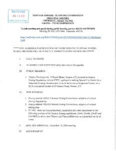 Icon of 20210114 Planning Commission Agenda
