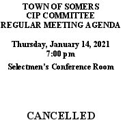 Icon of 20210114 CIP Agenda CANCELLED