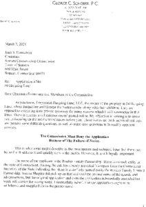 Icon of Schober Letter 3-2-2021 #740 Hangdog