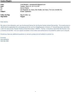 App 740 - 50 Hangdog - Landowner Authorization Letter