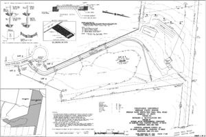 Icon of App 745 - 603 Hall Hill Rd - Lot 4 Site Plan Revised 4-3-21