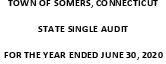 Icon of Somers FY 2020 Single Audit - Final