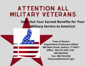 Icon of Attention All Military Veterans