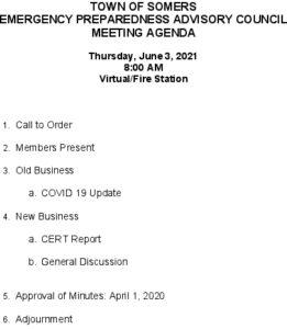 Icon of 20210603 Emerg Prep Agenda