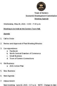 Icon of 20210526 Edc Mtg Agenda
