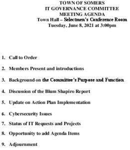 Icon of 20210608 IT Agenda