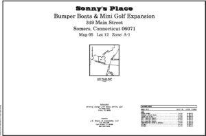 Icon of App 758 - 349 Main St Plans - Sonnys Place Golf & Bumper Boats 9-29-21
