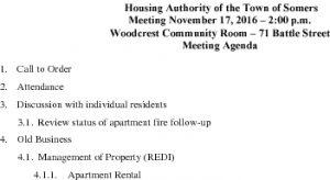 Icon of 20161117 Housing Auth Agenda