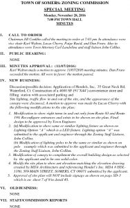 Icon of 20161128 Zoning Commission Minutes