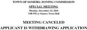 Icon of 20161212 Zoning Comm Sp Mtg Cancel