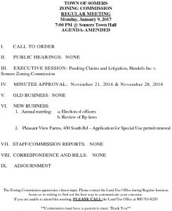 Icon of 20170109 Zoning Commission Agenda - Amended