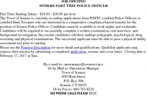 Icon of Police Officer Job Summary Rev