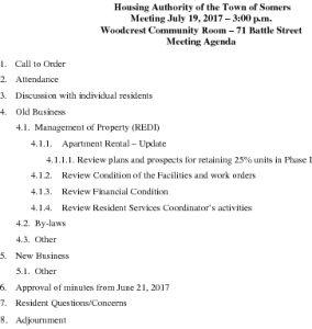 Icon of 20170719 Housing Auth Agenda