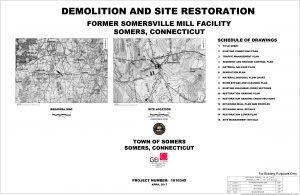 Icon of Somersville Mill Demo Design Plans 2017 03 31