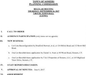 Icon of 20170914 Planning Agenda - Revised
