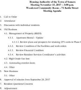 Icon of 20171115 Housing Auth Agenda