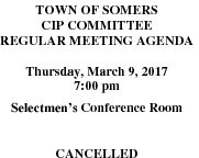 Icon of 20170309-CIP-Agenda-Cancelled