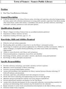 Icon of PartTimeTeenRef - Job Description