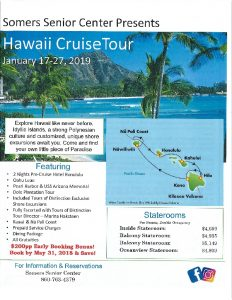 Icon of January 2019 Hawaii Cruise