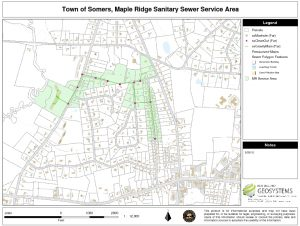 Maple Ridge Service Area Map