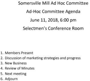 Icon of 20180611 Somersville Mill Agenda