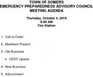 Icon of 20181004 Emergency Prep Agenda