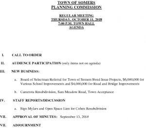 Icon of 20181011 Planning Agenda
