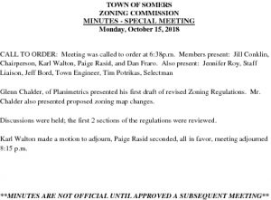 Icon of 20181015 Zoning Commission Minutes