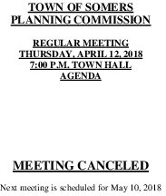 Icon of 20180412-Planning-Agenda-Meeting-Canceled