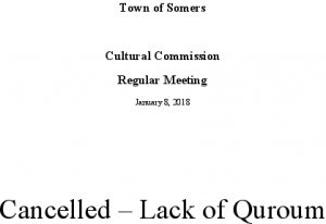 Icon of 20180108 Cultural Mtg Cancelled