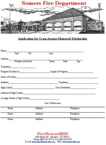 Icon of Craig-Arnone-Memorial-Scholorship-Application 2