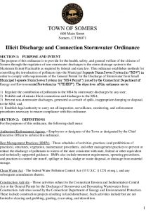 Icon of Proposed Illicit Discharge-Connection Stormwater Ordinance