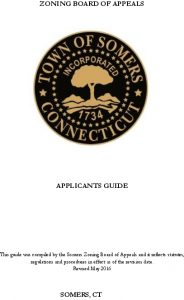 Icon of ZBA Applicant Guide